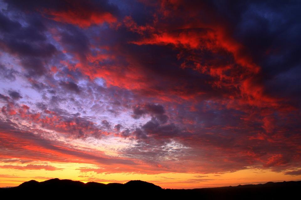 Arizona Sunset Monsoon 183 Free photo on Pixabay