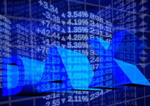 Stock Exchange, World Economy, Dax