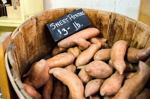 Sweet Potatoes Farmers Market Sweet Potato