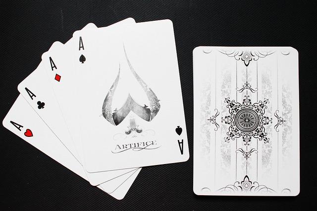 Ace Card Magic Cards Playing 183 Free Photo On Pixabay