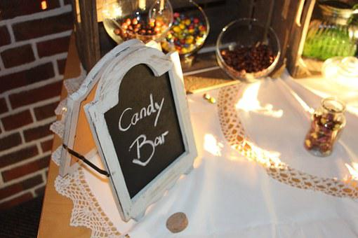 Candy-Bar Wedding Candy Bar Candy Bar Cand
