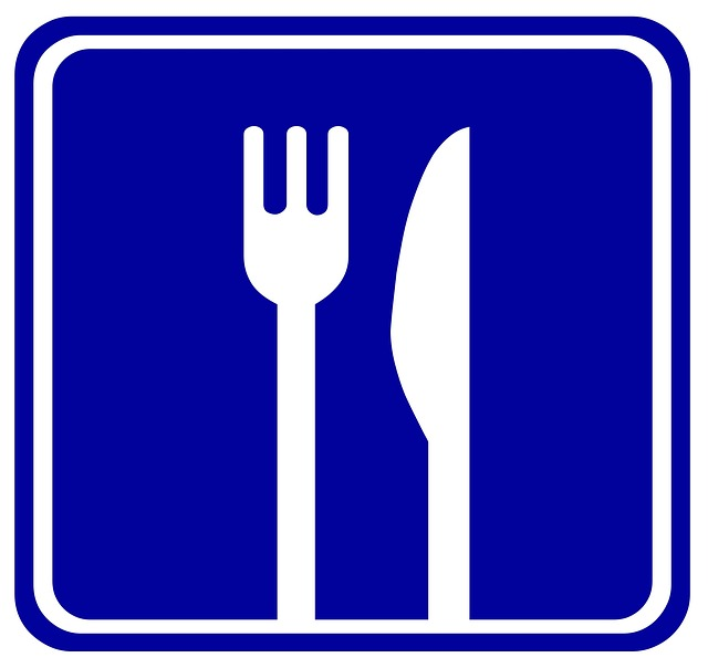 Free Illustration Eat Restaurant Sign Cutlery Free