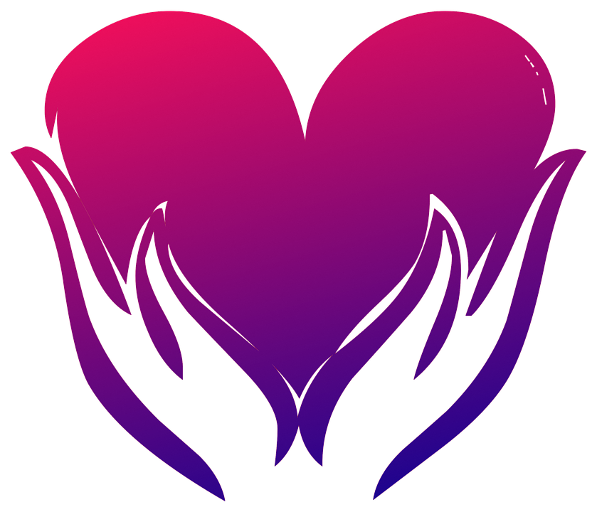 Heart Hand Hands Free Image On Pixabay