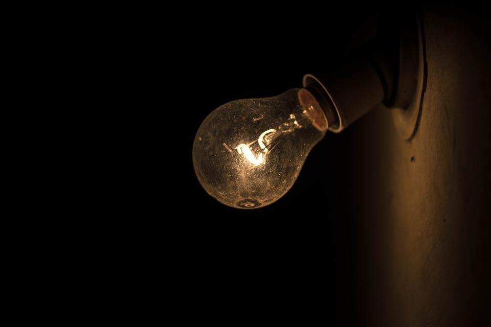 Free Photo Bulb Light Lamp Dark Light Free Image On Pixabay 915235