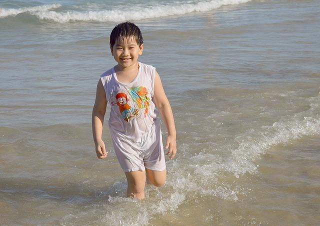 Boy Kid Beach  Free Photo On Pixabay-8466