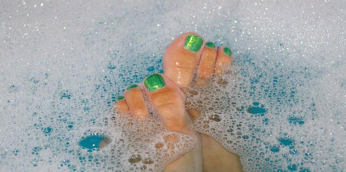 Bath Water, Badeschaum, Soap Bubbles