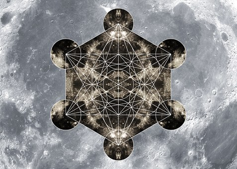 Flower Of Life, Spiritual, Trippy