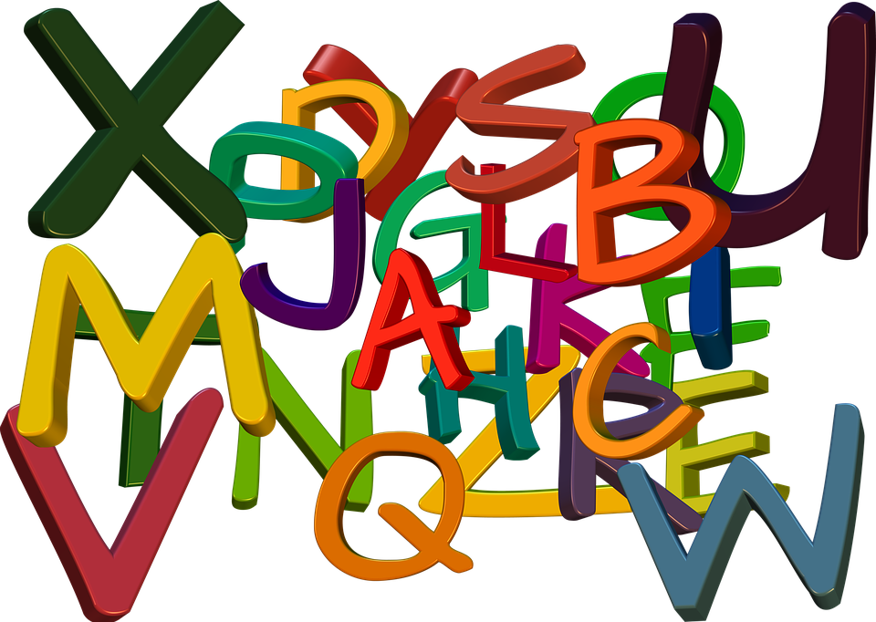 abc alphabet letters read learn