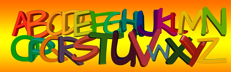 Free illustration: Banner, Header, Abc, Alphabet - Free Image on ...