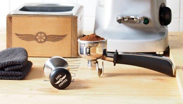 咖啡, 浓咖啡, 磨床, 咖啡厅, 咖啡因, 豆, 篡改, 食品, 店