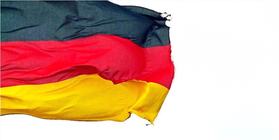 deutschland flagge kostenloses foto auf pixabay. Black Bedroom Furniture Sets. Home Design Ideas