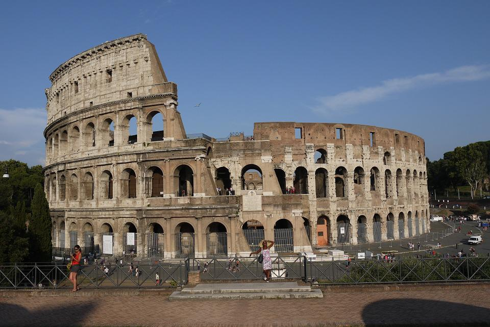 Coliseum suit - Cuisine de la rome antique ...