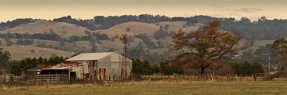 Rustic Farm Victoria Australia