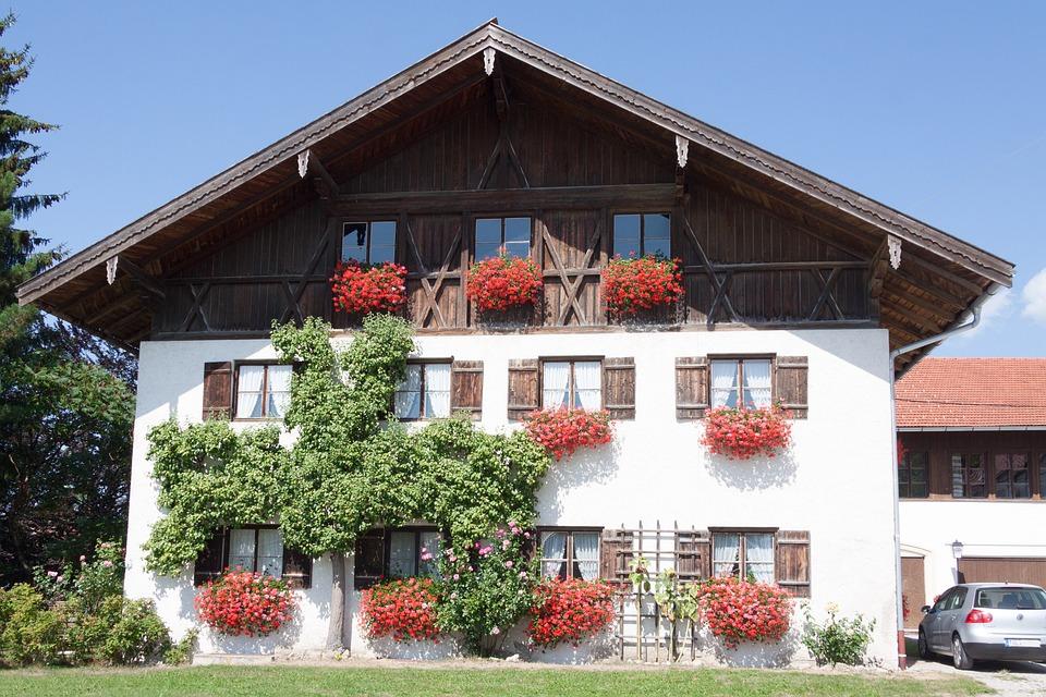 Bauernhaus Bayern bauernhaus bayern oberbayern · kostenloses foto auf pixabay
