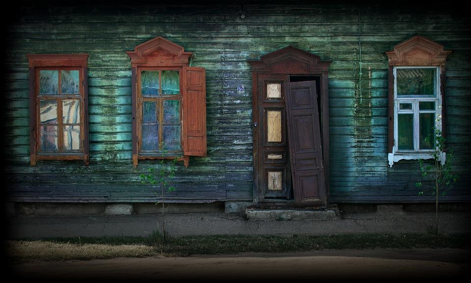 Информация о ветхих и пустующих домах в Толочинском районе