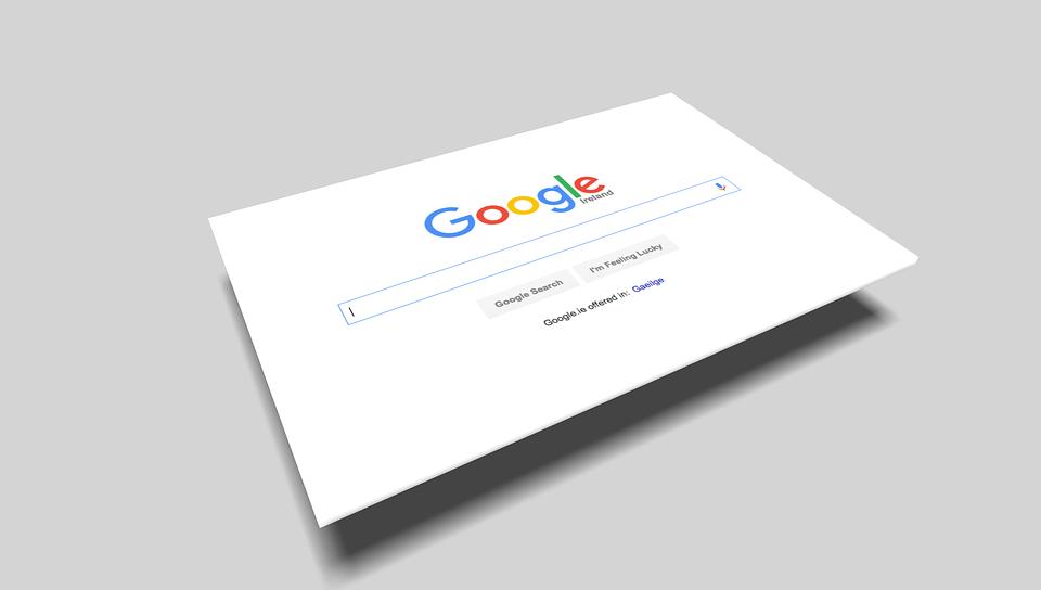 Google, Search Engine Optimisation, Logo, Website