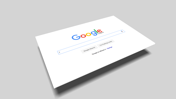 Google, Search Engine Optimisation, Logo