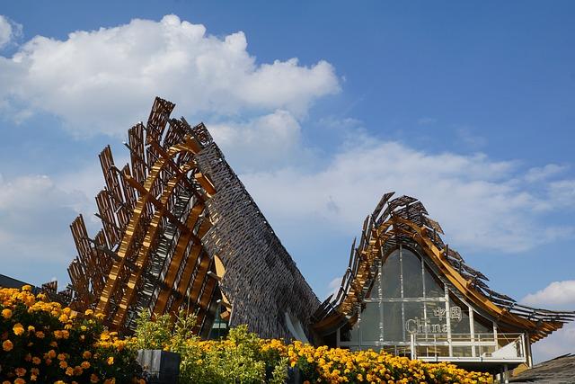 Gratis foto arkitektur kina byggnad expo gratis bild for Architecture chinoise