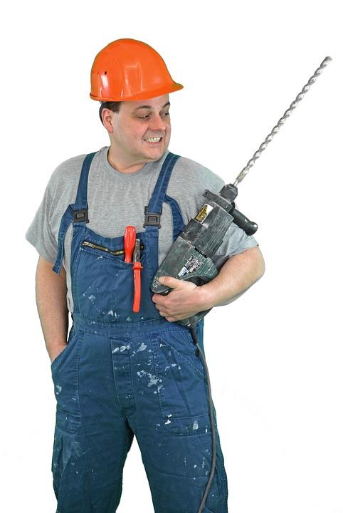 Travailleurs De La Construction, Construction, Build
