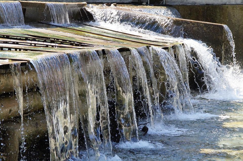 Fließen  Kostenloses Foto: Wasser, Fließen, Wasserfall - Kostenloses Bild ...