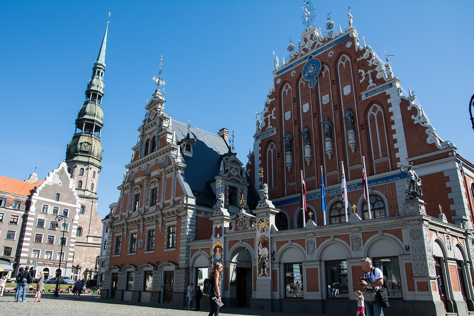 Riga, Historically, Places Of Interest, City