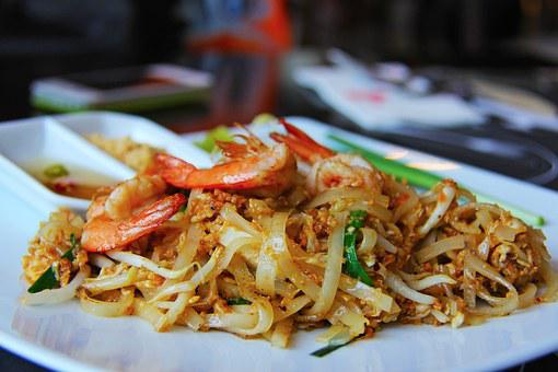 Pad Thai, Hungry, Noodles, Yummy