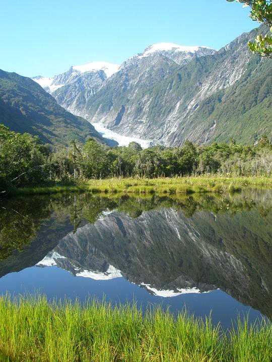 Free Photo New Zealand Portrait Scenery Free Image On
