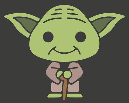 Yoda, Jedi, Star Wars, Extraterrestre