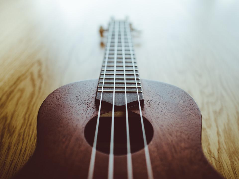 Photo Gratuite: Ukulele, Musique, Instrument