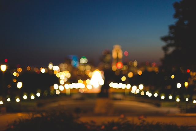 Lights Blurry City 183 Free Photo On Pixabay
