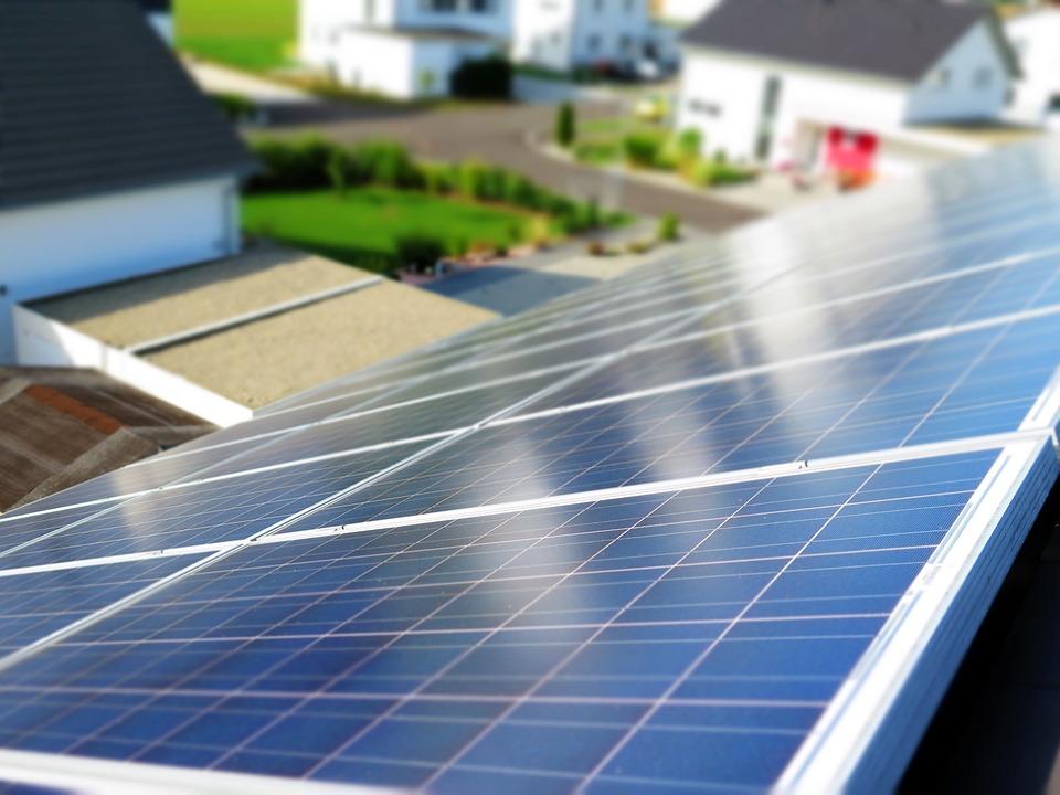 Modules Solaires, Énergie Solaire, Photovoltaïque