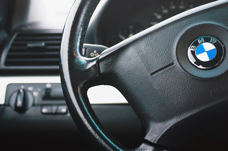 Bmw Steering Wheel Car · Free photo on Pixabay