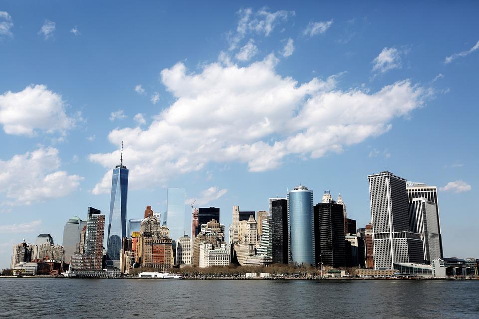 kostenloses foto new york stadt geb ude kostenloses bild auf pixabay 924900. Black Bedroom Furniture Sets. Home Design Ideas