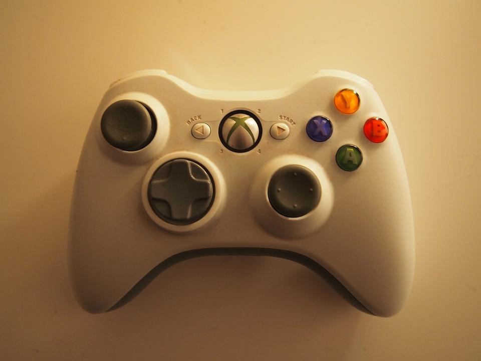 Xbox, Controlador, Video Juegos, Diversión