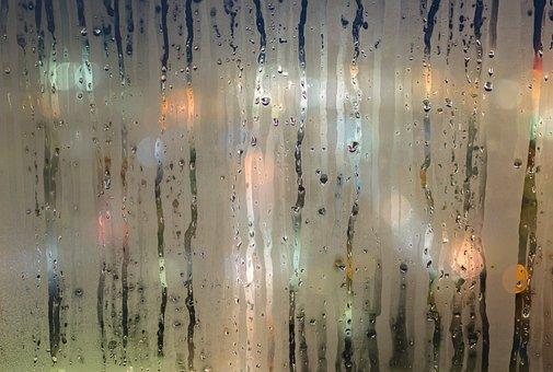 L'Humidité, Humide, Fenêtre, Raining