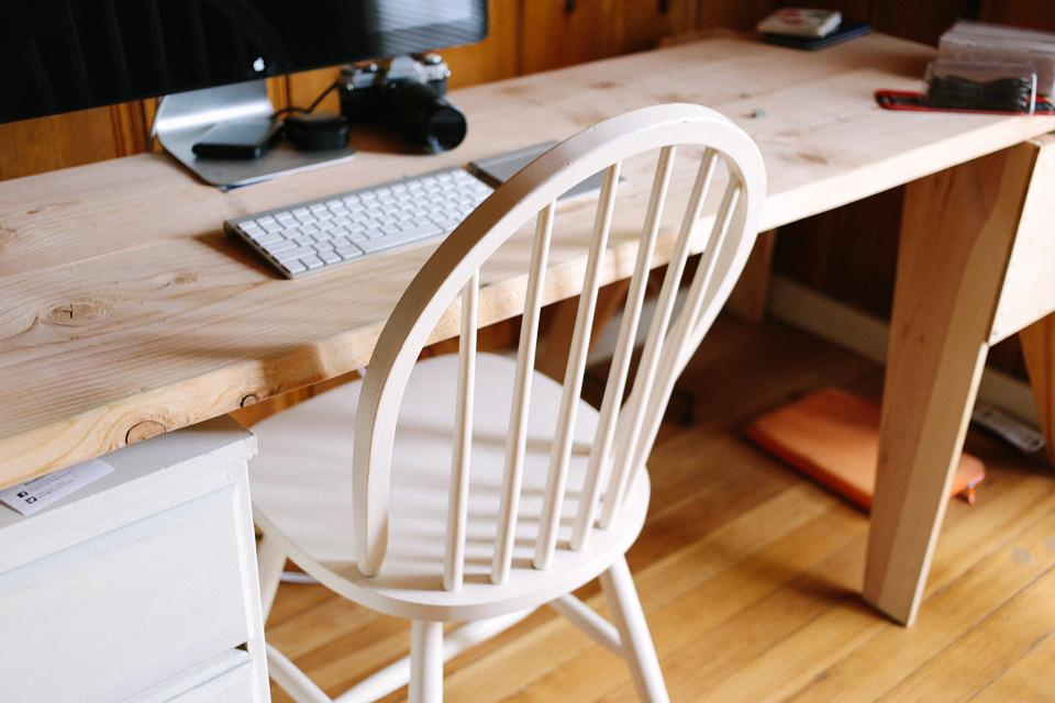 Wood, Chair, Desk, Office, Business, Creative, Hardwood