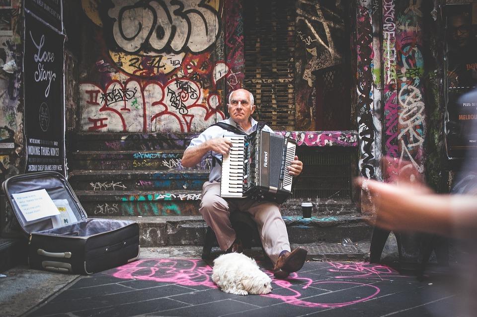 Free photo: Street Performer, Musician, Music - Free Image ... | 960 x 638 jpeg 214kB