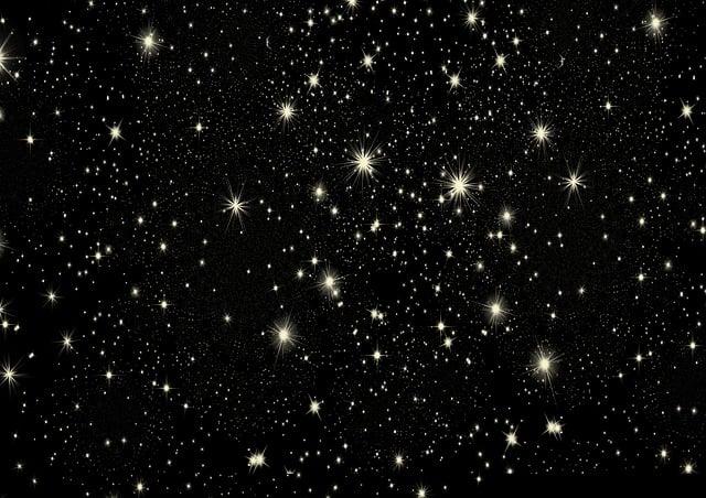 Night Star Starry Sky · Free Image On Pixabay
