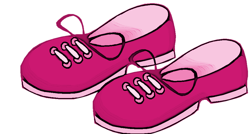 Pink Girl Shoes ·...