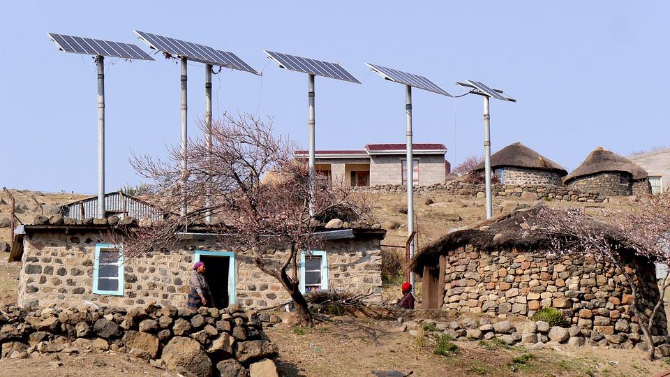 Le Lesotho est donc devenu le premier pays africain à bénéficier de la 5G  | Par Hbieser, Pixabay