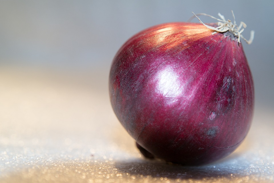 Onion, Red Onion, Food, Healthy, Ingredient, Vegetable