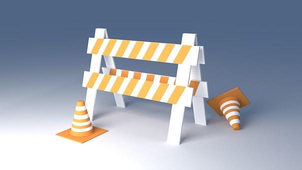 Sob, Construção, 404, Web Site