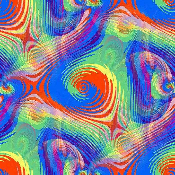 Psychedelic Swirls Patterns 183 Free Photo On Pixabay