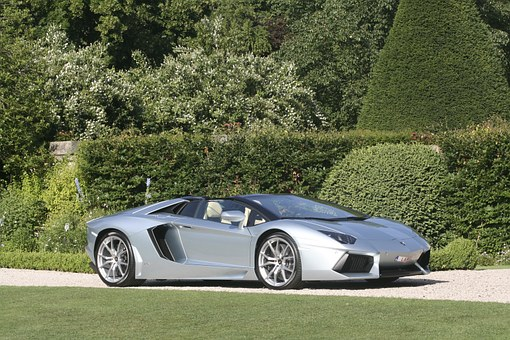 Lamborghini Aventador Garden Cars The Styl