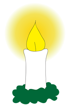 Candle, Candle Light, Flame, Light