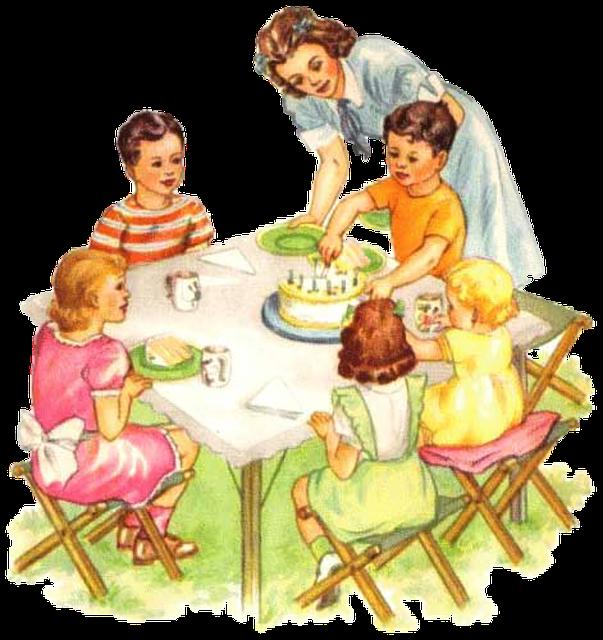 Картинки для детей семейных традиций