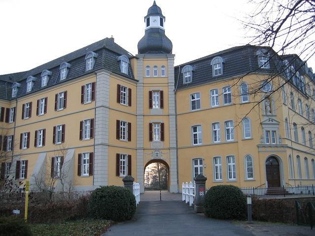 Monastery Niederrhein u003cbu003eEducationu003c/bu003e - Free photo on Pixabay