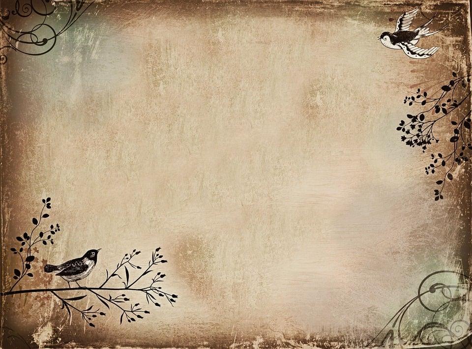 sepia birds vintage 183 free image on pixabay