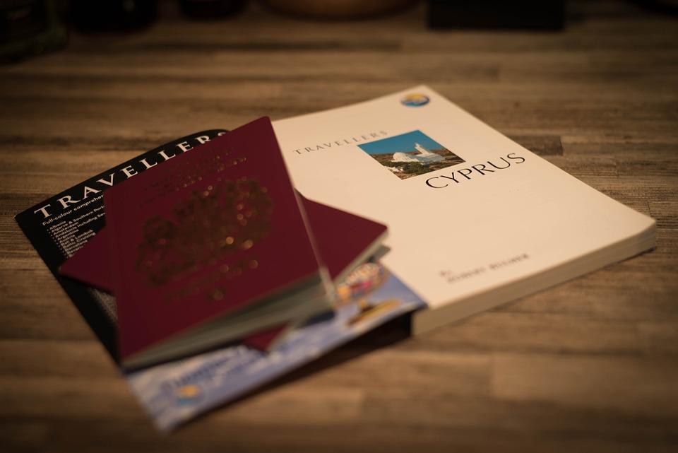 Pasaporte, De Viaje, Viaje, Vacaciones, Documento