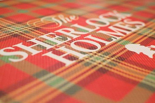 Sherlock Holmes, Book, Pattern